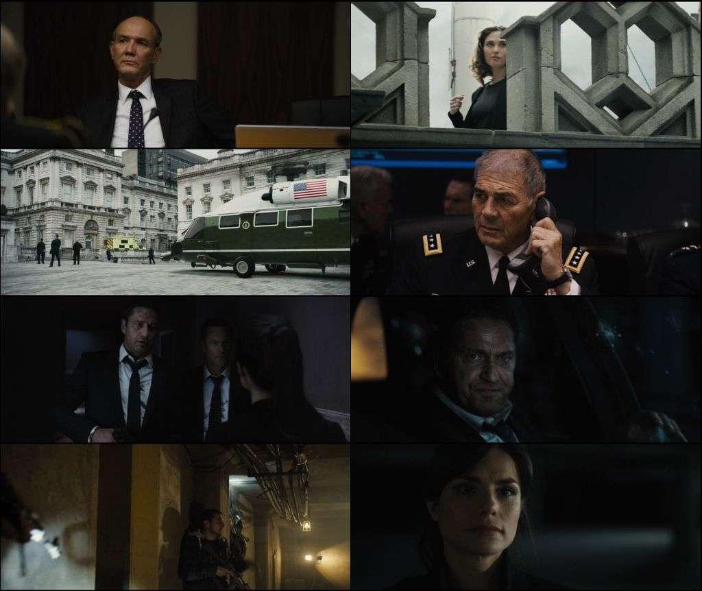 Kod Adı: Londra - London Has Fallen (2016) türkçe dublaj film indir