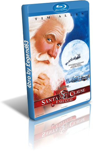 Santa Clause e' nei guai (2006) Full BluRay VC-1 LPCM ENG DD 5.1 iTA/Multi