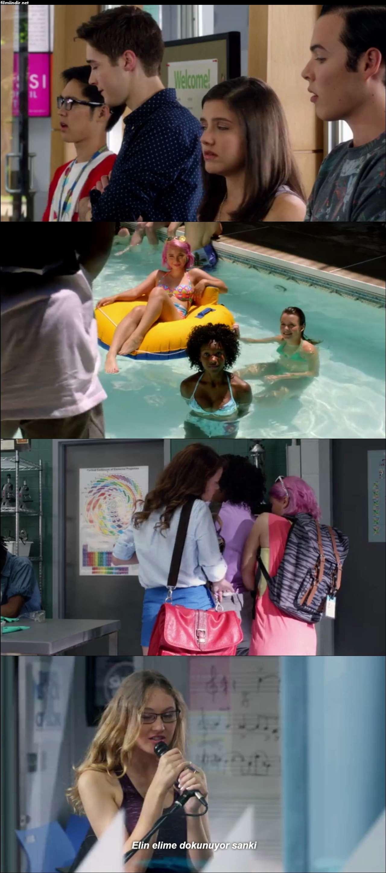 Degrassi: Next Class (2016) Yabancı dizi 1. Sezon Türkçe dublaj indir