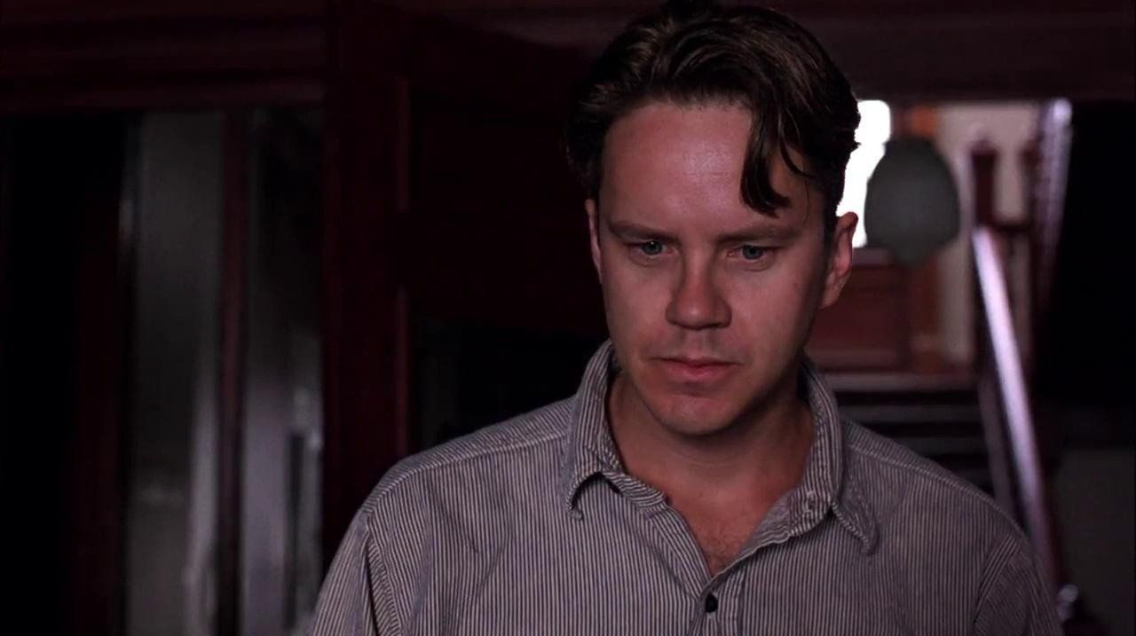 shawshank redemption a film analysis A scene dissection from bo in ib film ii.