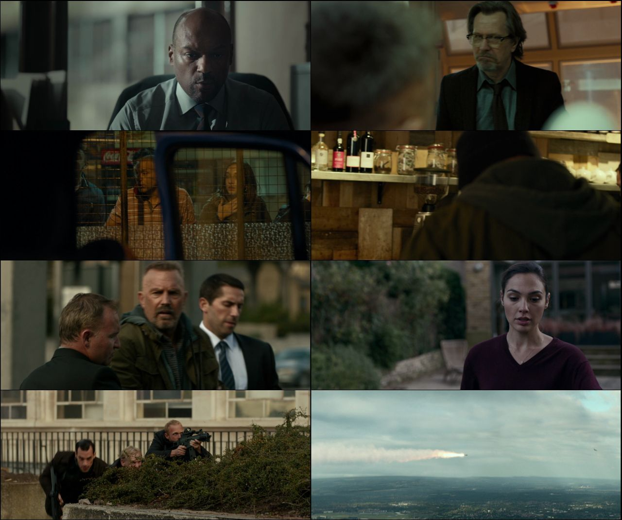Suç/lu - Criminal (2016) türkçe dublaj film indir