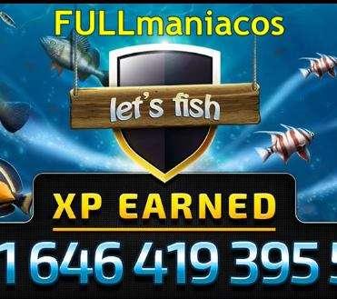 Lets Fish 5 Cash de Regalo