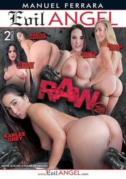 Влажные 28 | Raw 28