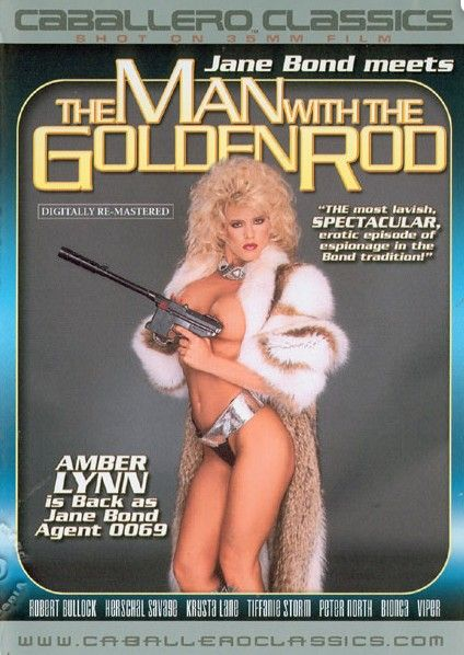 ����� ���� ��������� ������ � ������� ������ | Jane Bond Meets the Man With the Golden Rod