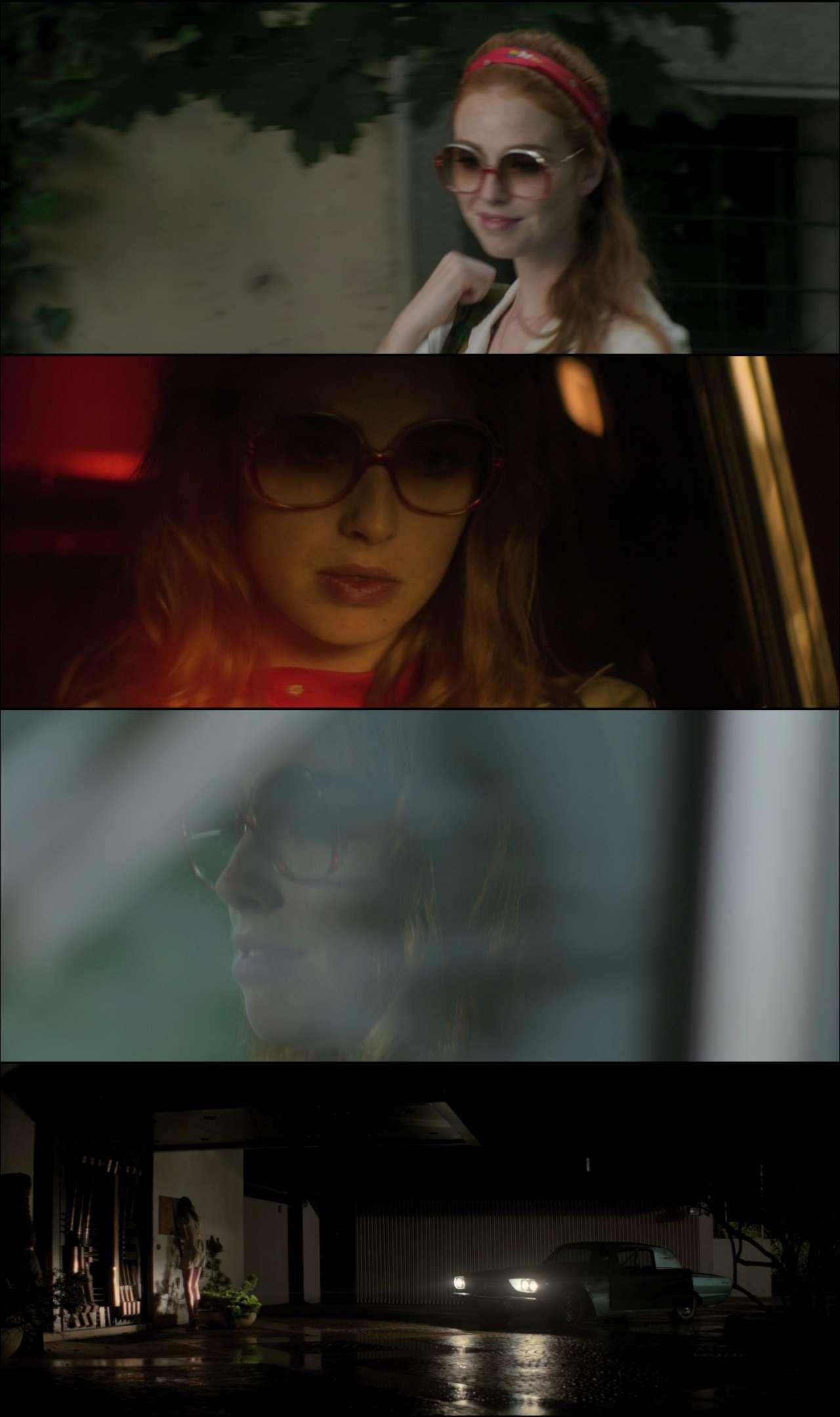 Arabadaki... Kadın - The Lady in the Car With Glasses And A Gun (2015) türkçe dublaj full film indir