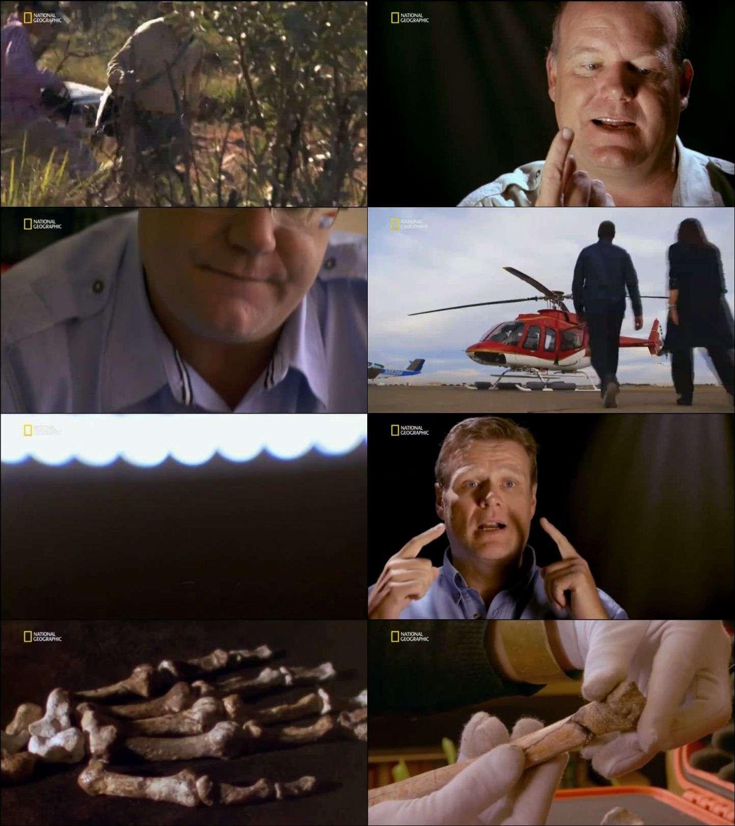 National Geographic - İki Milyon Yıllık İskelet (2016) türkçe dublaj belgesel indir