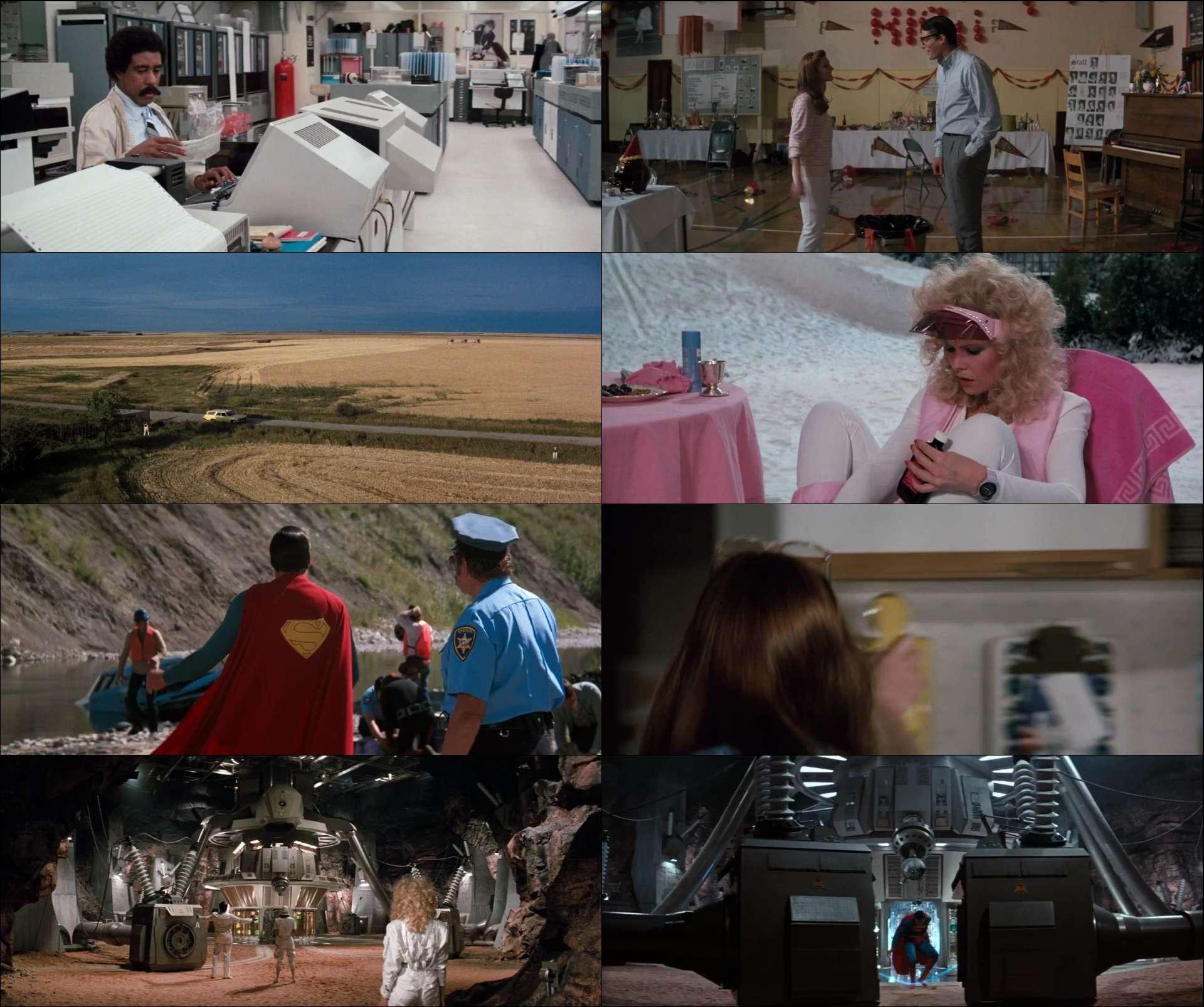 Superman 3 (1983) full türkçe dublaj film indir
