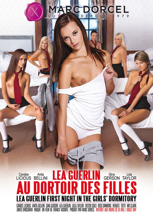 Первые Ночи В Спальне Для Девочек | Lea Guerlin First Night In The Girls' Dormitory / Léa Guerlin au dortoir des filles