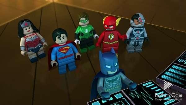 Lego Cuộc Chạm Trán Vũ Trụ - Image 2