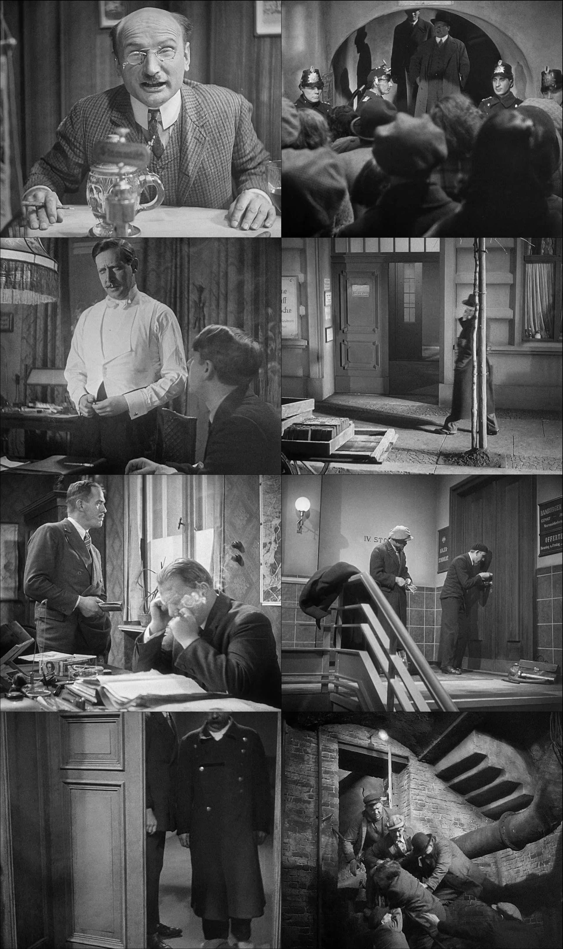 M - Bir Şehir Katilini Arıyor (1931) türkçe altyazılı film indir
