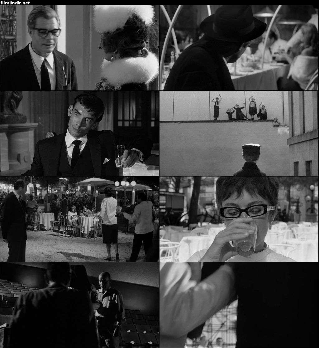 Sekiz Buçuk - 8½ (1963) türkçe dublaj film indir