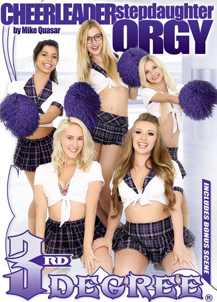 Оргии Падчериц Болельщиц | Cheerleader Stepdaughter Orgy