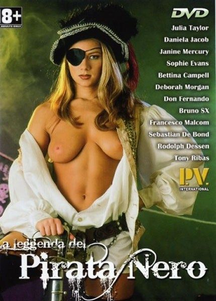 Пиратский Бордель | La Leggenda Del Pirata Nero / La Fille du Pirate / Piraten Puff