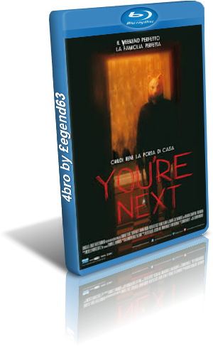 You're next (2013).mkv BDRip 720p x264 AC3/DTS iTA-ENG