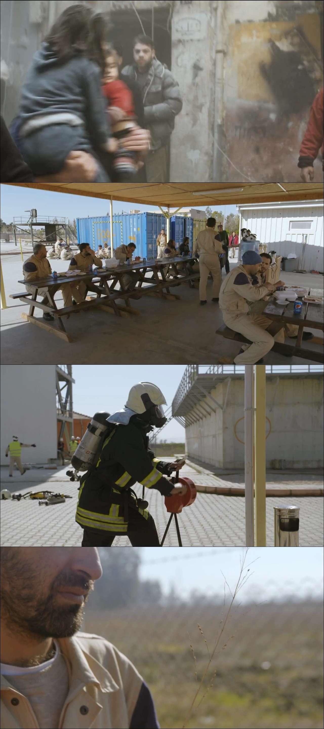 The White Helmets 2016 türkçe dublaj belgesel indir