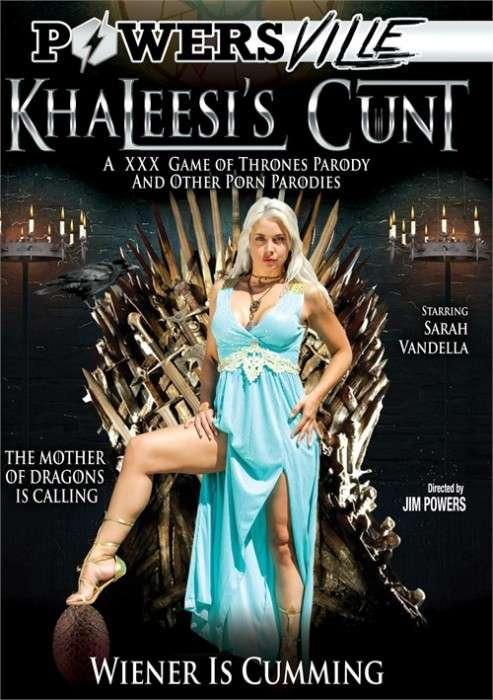 Влагалище Кхалиси. Игра престолов и другие XXX пародии порно | Khaleesi's Cunt. A XXX Game Of Thrones Parody And Other Porn Parodies