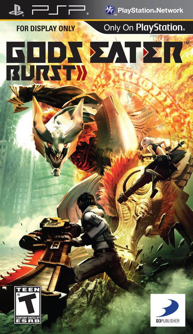『PSP』噬神者:爆裂漢化