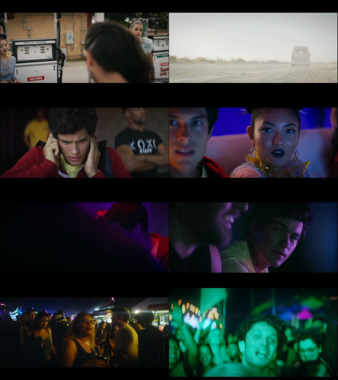 XOXO (2016) türkçe dublaj film indir