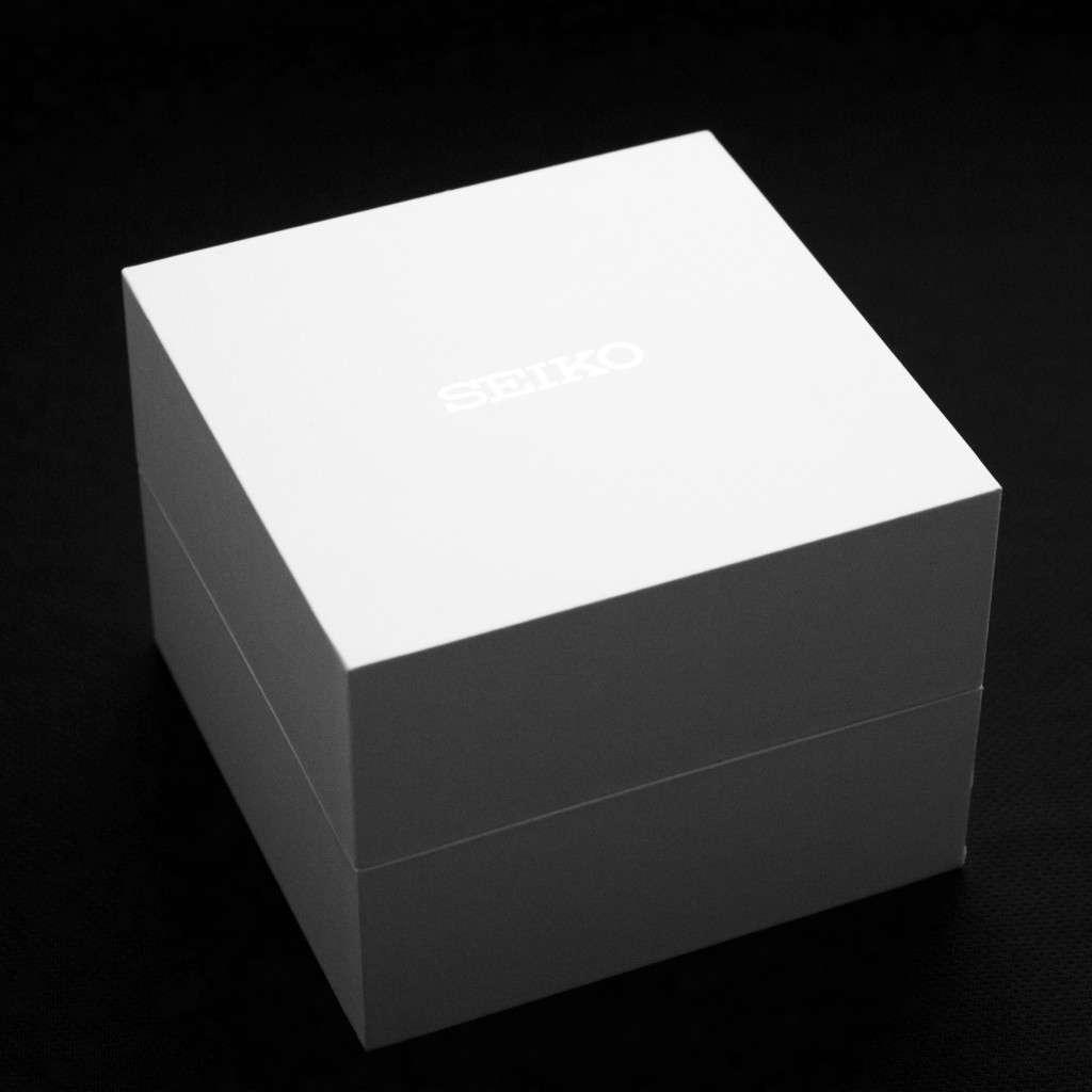 Seiko SNXS77K Uhrenbox