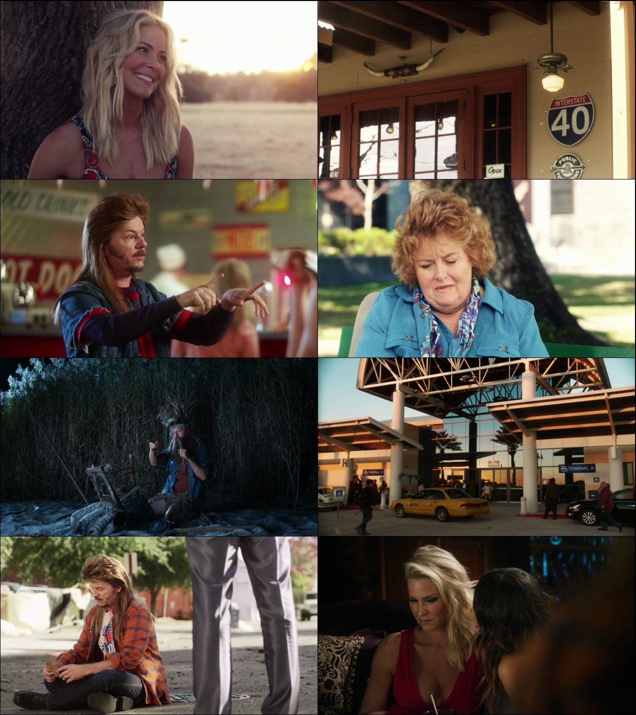 Kirli Joe - Joe Dirt 2: Beautiful Loser (2015) türkçe dublaj indir