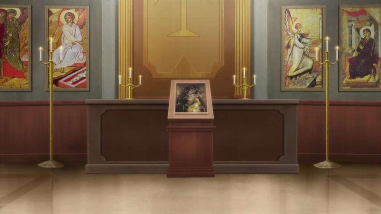 Адепт Святого знака [Сезон 1, Серии 01-24 из 24 + OVA] | BDRip 720p | AniDub