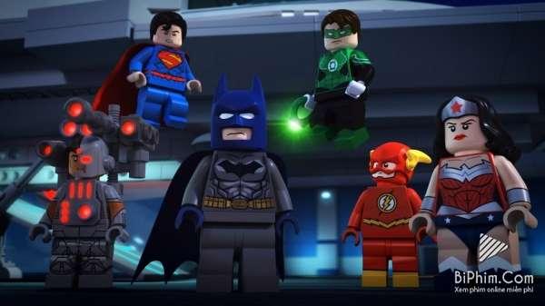 Lego Cuộc Chạm Trán Vũ Trụ - Image 3