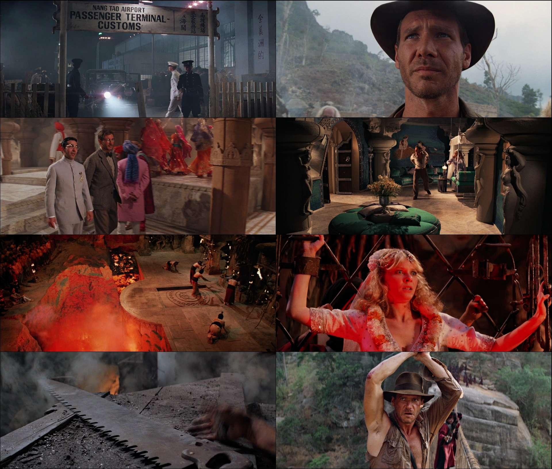 Indiana Jones ve Lanetli Tapınak (1984) filmini türkçe dublaj indir