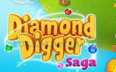 Actualizacion Diamond Digger Saga Hack Movimientos + Vidas