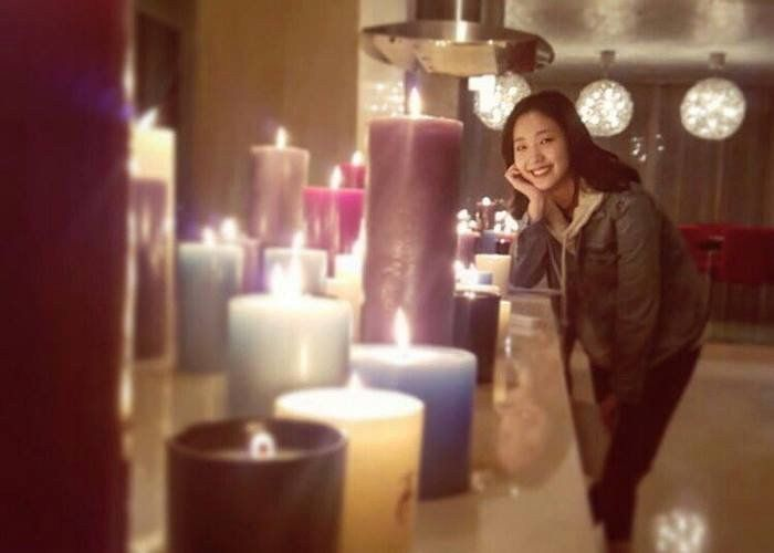 공유가 예쁘다 하고 찍은 김고은 사진.jpg