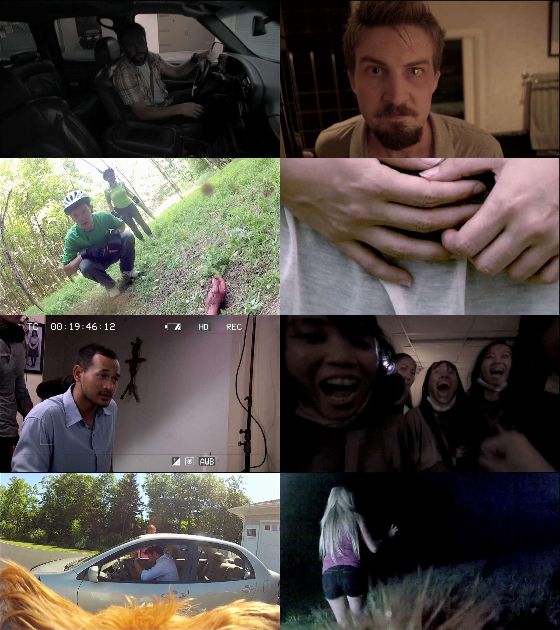 Dehşet Kaseti 2 - V/H/S/2 (2013) türkçe dublaj film indir
