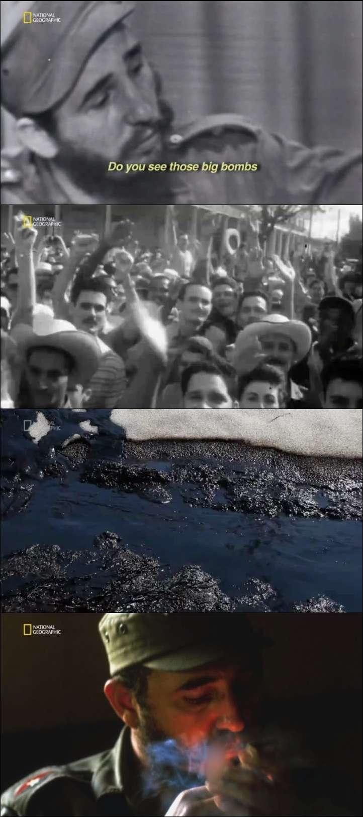 Fidel Castro'nun Yaşamı (2016) Türkçe dublaj belgesel serisi indir