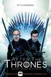После престолов [01 сезон: 01-09 серии из 10] | HDTV 1080i | Пучков (Goblin)