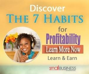7 habits to make a business profitable