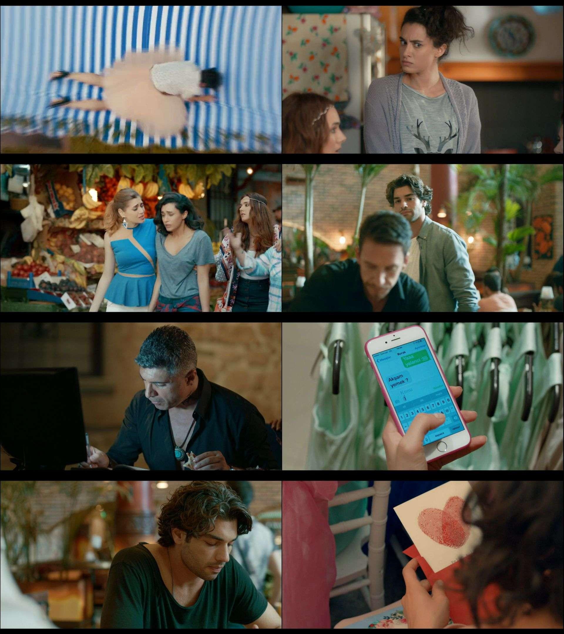 Her Şey Aşktan (2016) hd yerli film indir
