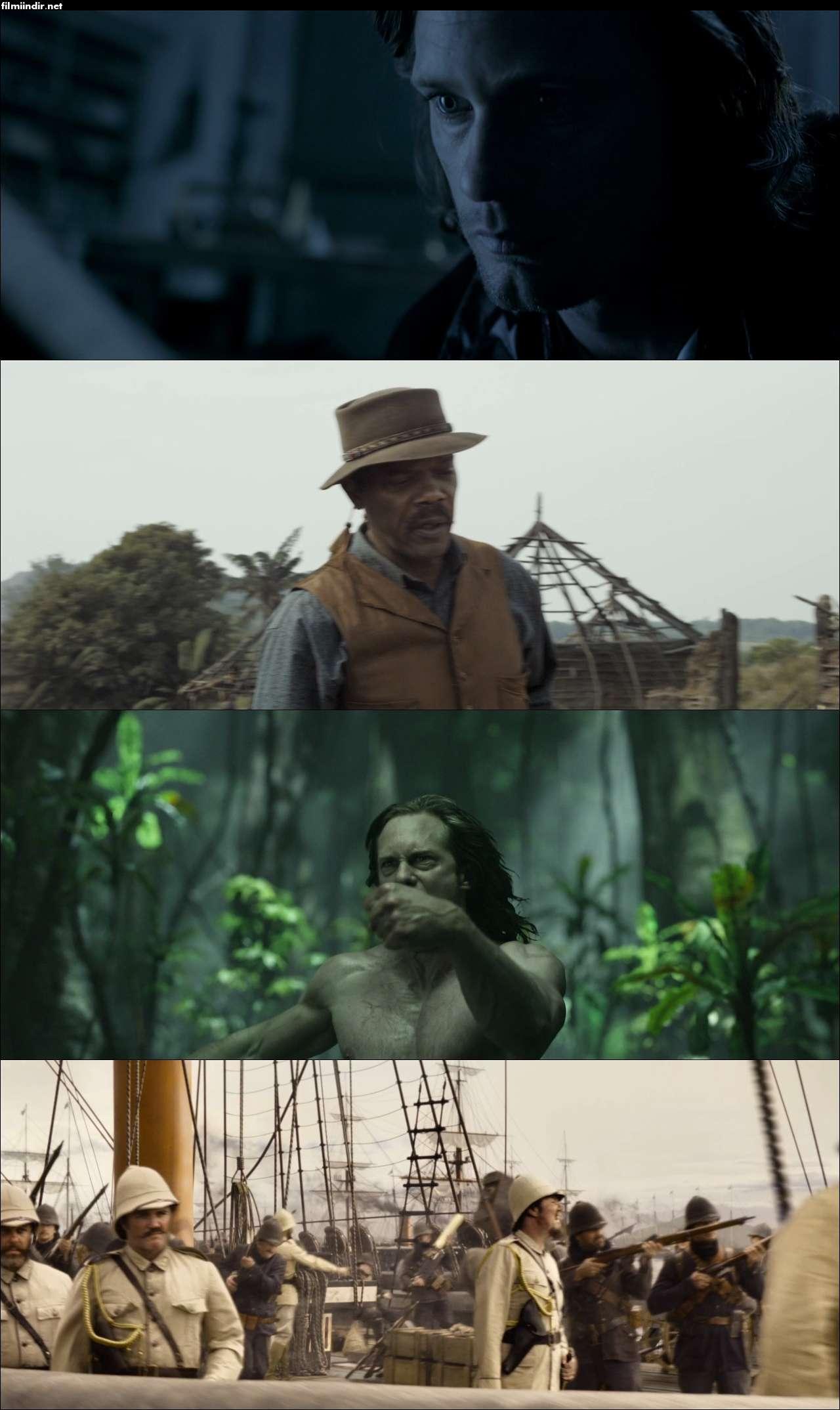 Tarzan Efsanesi - The Legend of Tarzan (2016) türkçe dublaj film indir