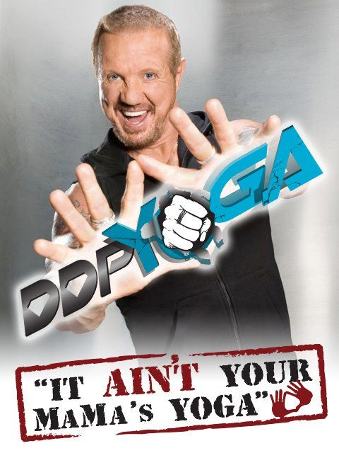 Diamond Dallas Page – DDP Yoga [12 DVDs]