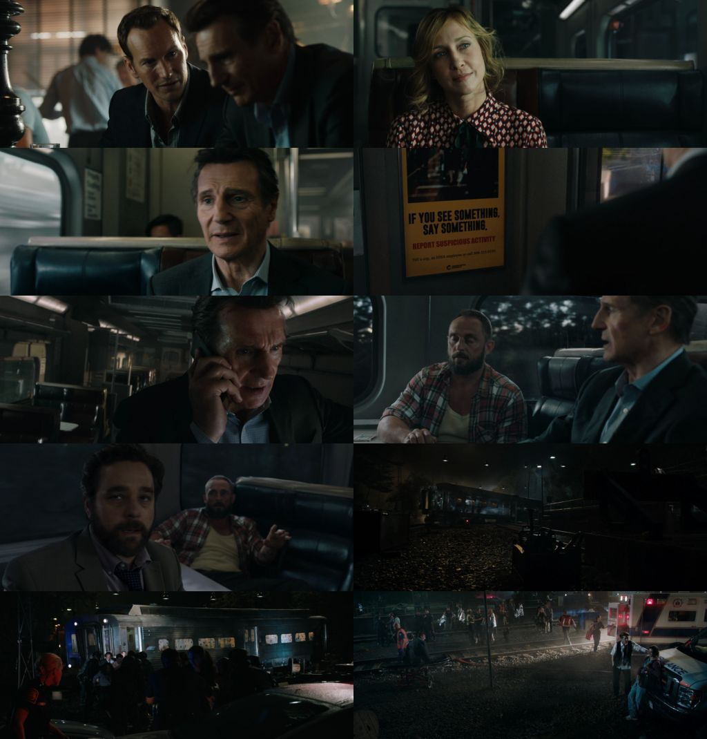 The Commuter (2018) BluRay 1080p x264 Atmos TrueHD 7.1-HDChina