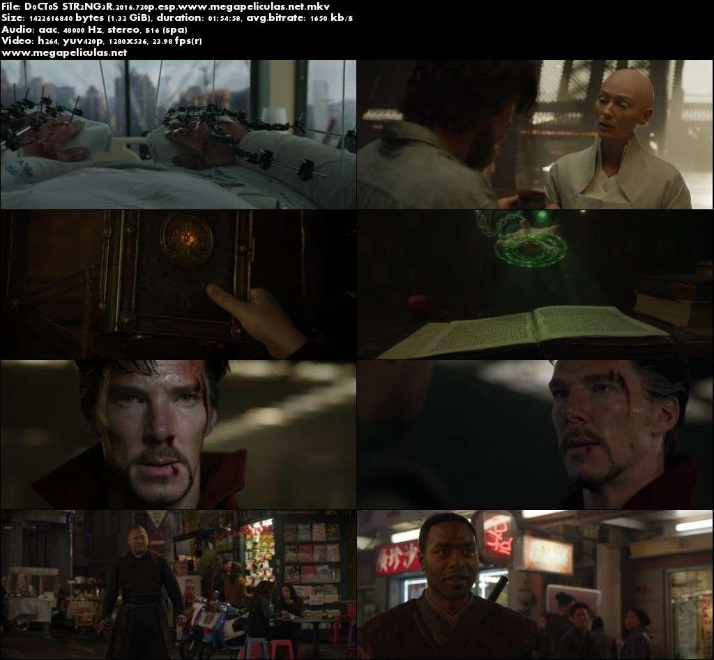 Capturas de Doctor Strange (2016) [BrRip 720p][Latino]