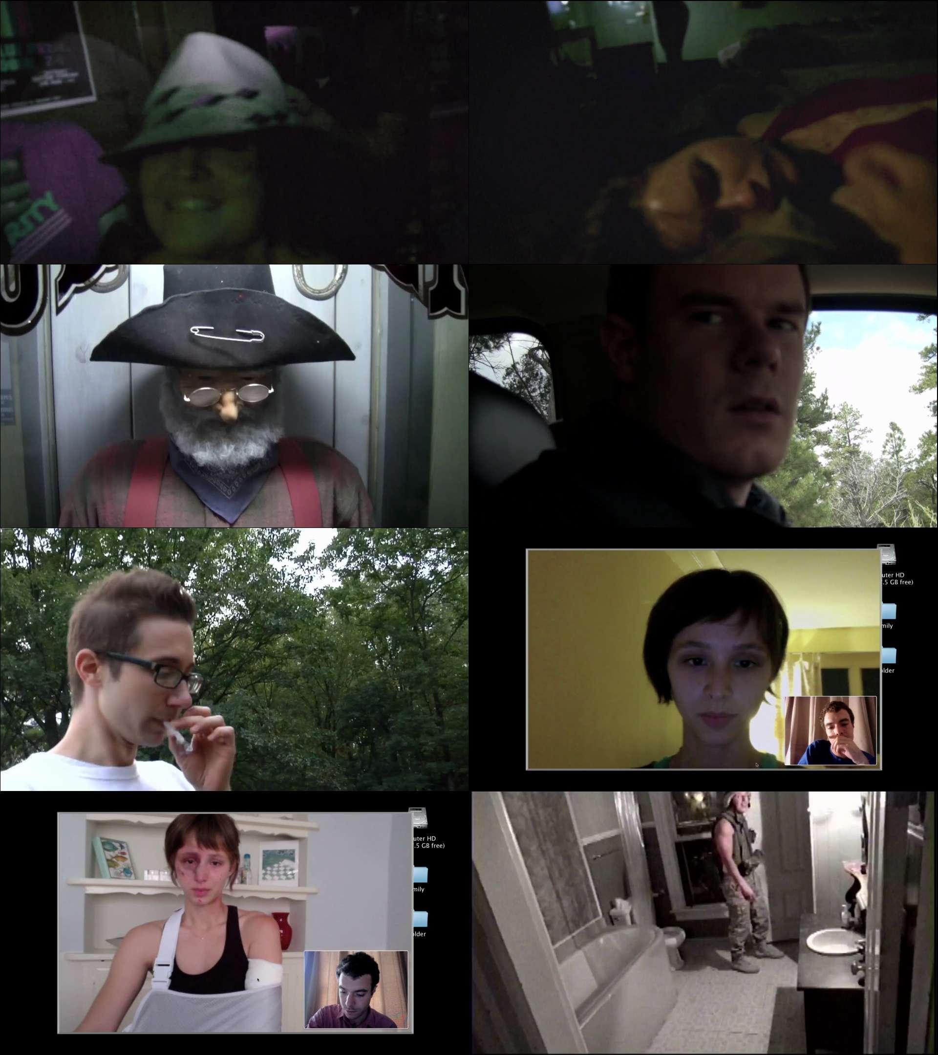 Dehşet Kaseti - V/H/S (2012) türkçe altyazılı film indir