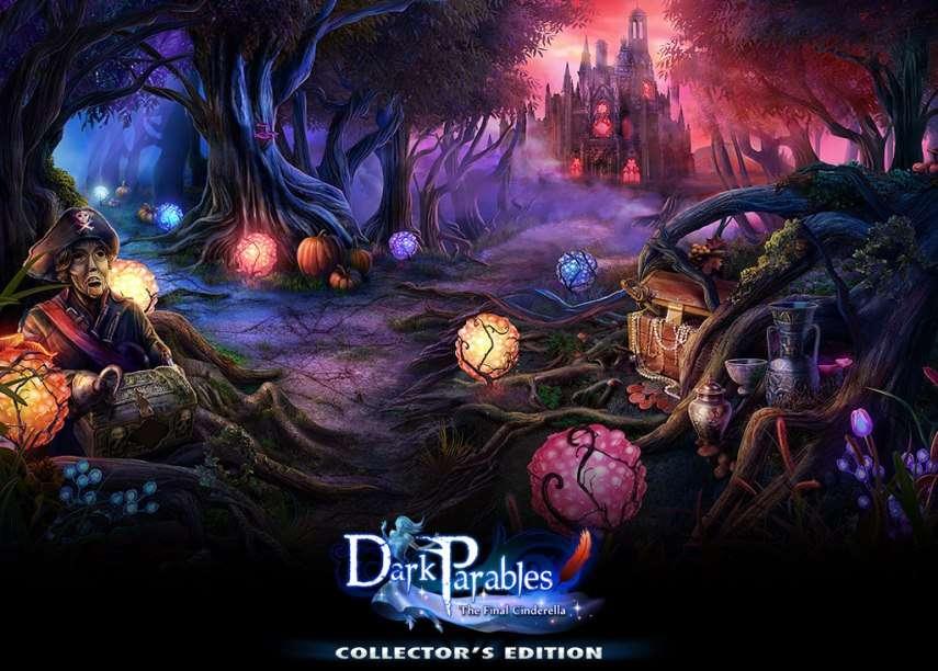 Тёмные притчи. Антология 10 в 1 | PC