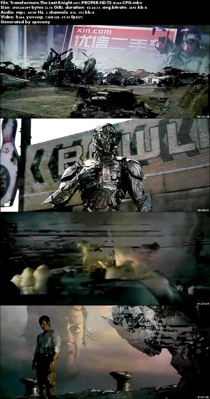 Transformers: Ostatni Rycerz / Transformers: The Last Knight (2017)