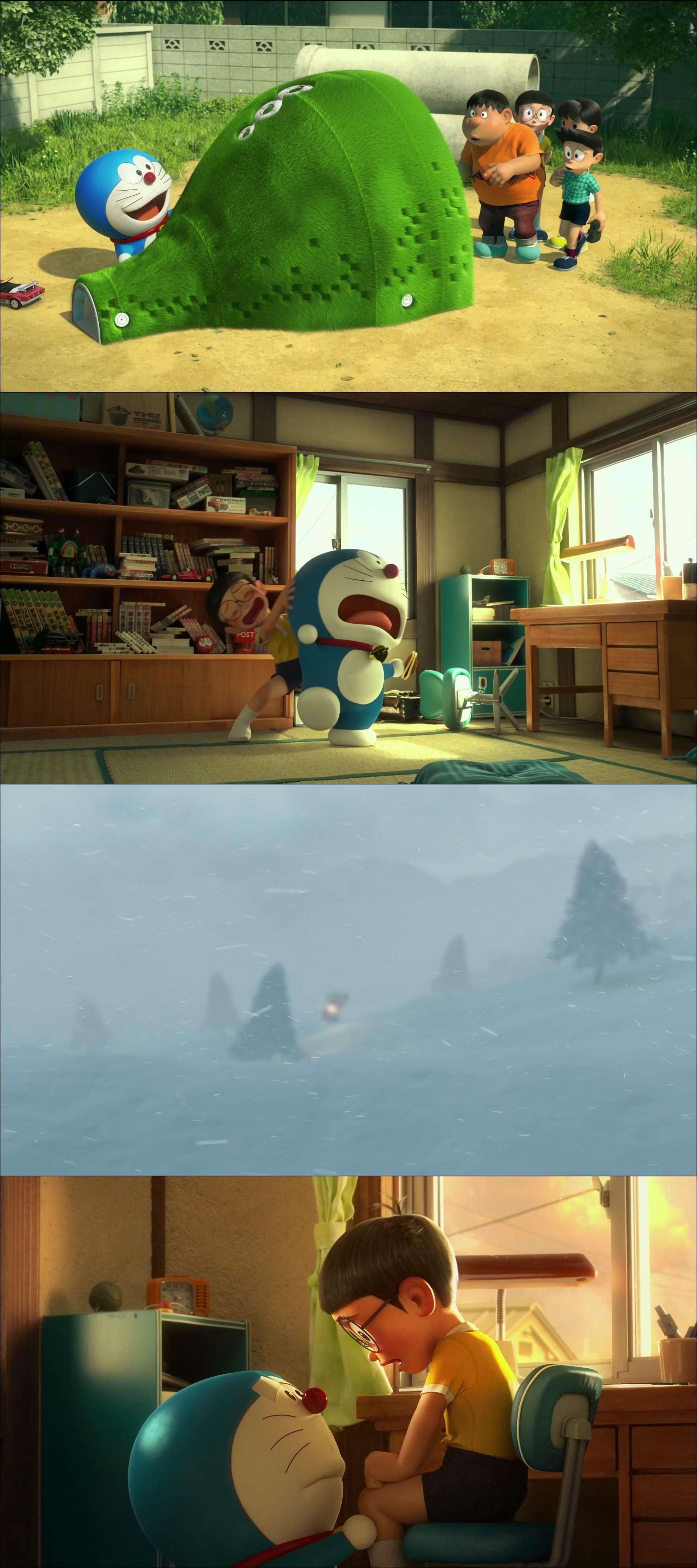 Stand by Me Doraemon (2014) türkçe dublaj animasyon film indir