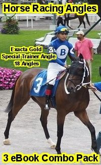 Horse Racing Angles eBook