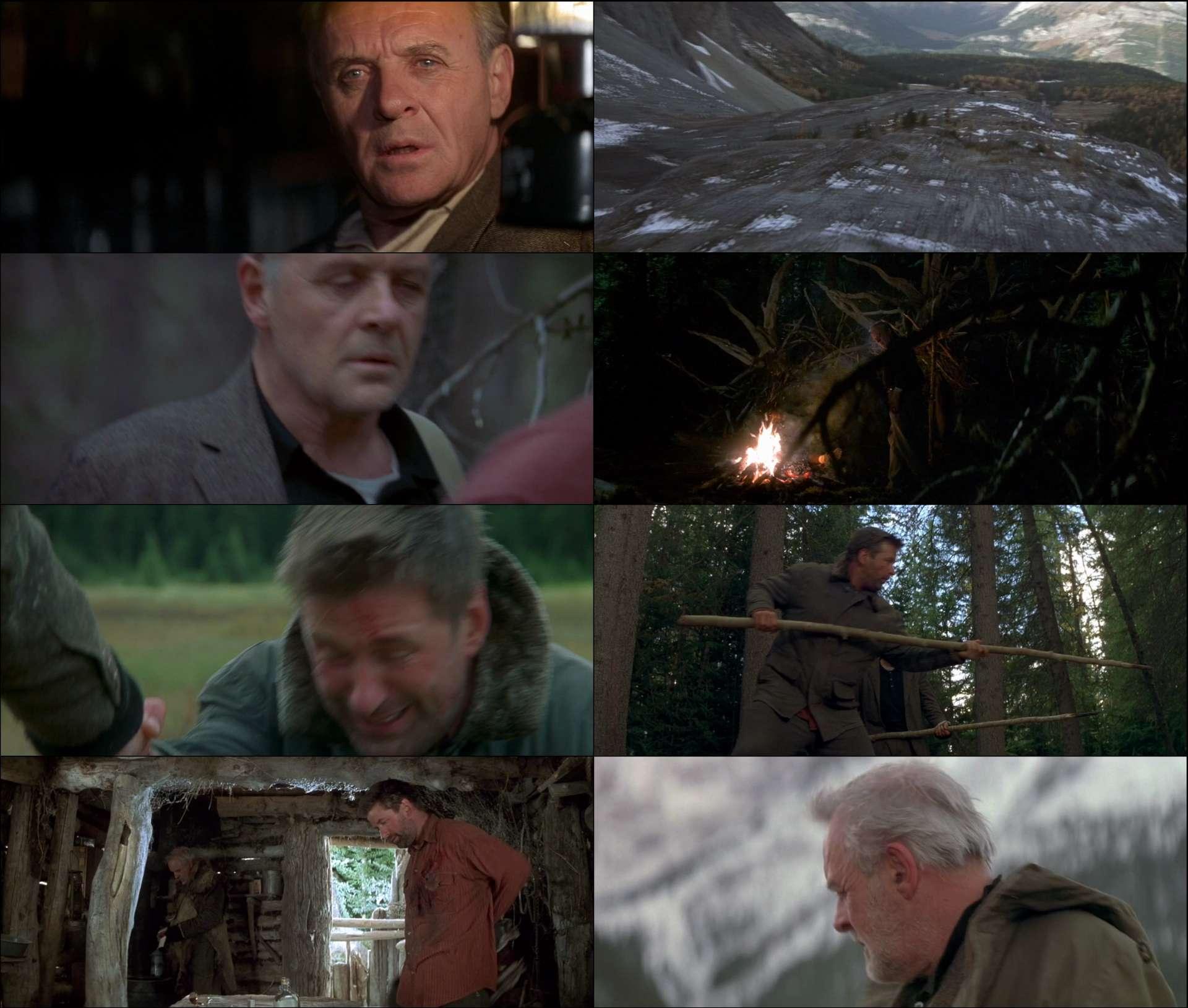 İhanet - The Edge (1997) türkçe dublaj film indir