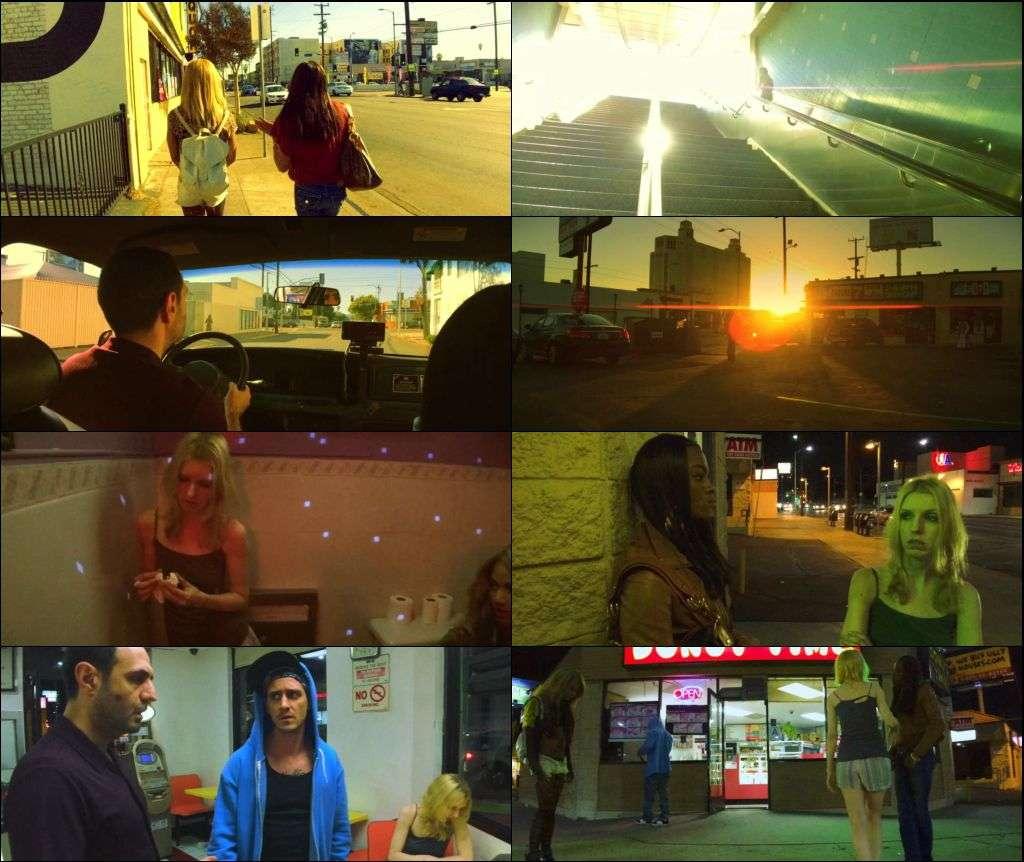 Tangerine (2015) türkçe dublaj film indir