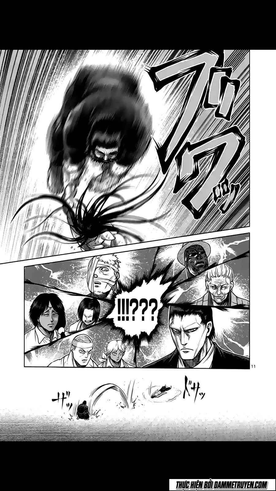 Kengan Ashua trang 12