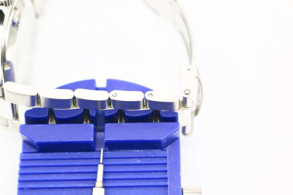 Geepro Schraubstock: Armband-zusammenfügen