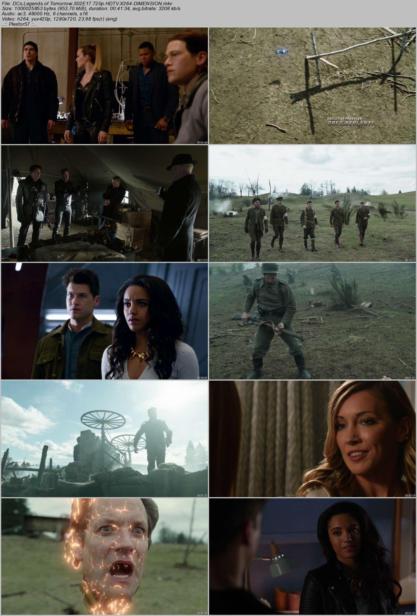 DCs Legends of Tomorrow 2.sezon online