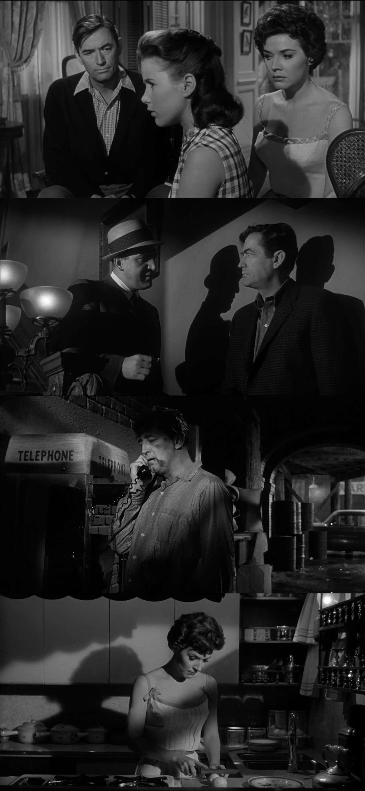 Korkusuzlar - Cape Fear (1962) türkçe dublaj film indir