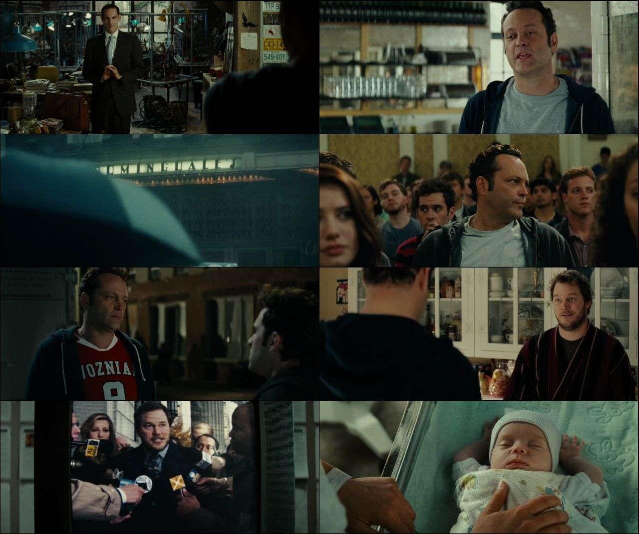Süper Baba - Delivery Man (2013) türkçe dublaj film indir